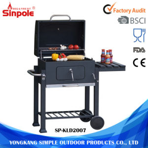 Commercial BBQ Charcoal Grill Outdoor Mulit-Function Backyard Grill BBQ pictures & photos