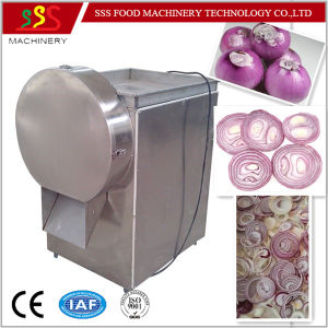 Fruit Vegetable Taro Ginger Onion Slicer Slicing Machine
