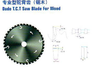 009 Dado T. C. T Saw Blade for Wood pictures & photos