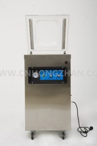 Dz4002D Rice Vacuum Packing Machine with Forming Mode pictures & photos