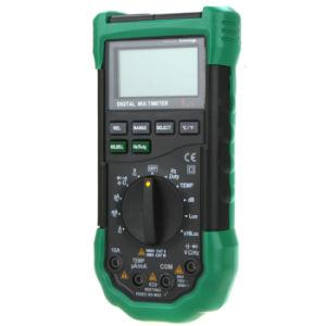 Domestic Auto Electric 1000V DC AC Voltage Current Digital Multimeter pictures & photos