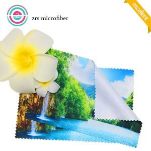 Microfiber Car Glass Cleaning Wash Cloth pictures & photos