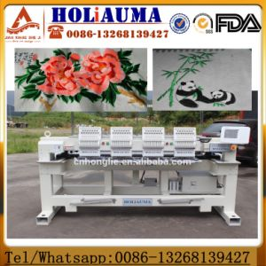 Four Heads Computerized Embroidery Machine Cheap Price Good Quality Sewing Embroidery Machine Brother Embroidery Machine pictures & photos