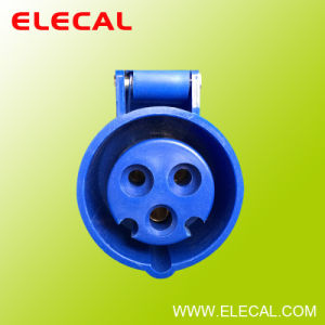 Elecal Industrial Plug (SM-CZ04) pictures & photos