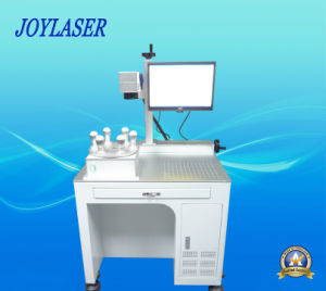 Factroy Direct Sale Fiber Laser Engraving Machine for Lamp Cap pictures & photos