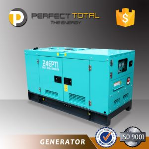 25kVA Isuzu Engine Electric Generator
