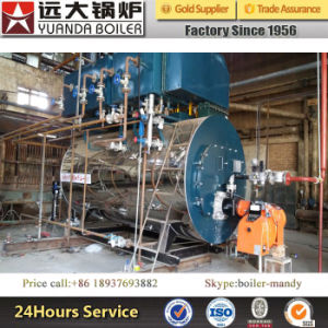 10ton Per Hour Low Pressure Gas Fired Steam Boiler for Plywood Industry pictures & photos