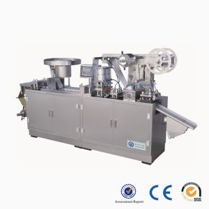 Flat Plate Hard Tablet Blister Packing Machine pictures & photos