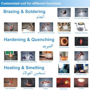 High Quality Induction Heating Machine pictures & photos