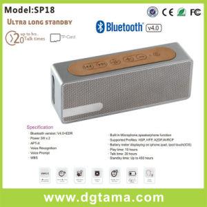 Portable Mini V4.0 Voice Prompt Music Mini Bluetooth Speaker pictures & photos