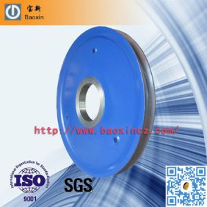 Container Crane Ring Forged Sheave pictures & photos