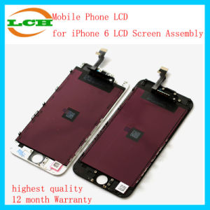 Mobile Phone LCD for iPhone 6 Display Screen Digitizer Assembly Replacement pictures & photos