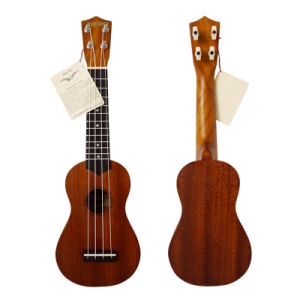 Aiersi 17 Inch Pocket Ukulele Mini Guitar Wholesale Musical Instrument pictures & photos