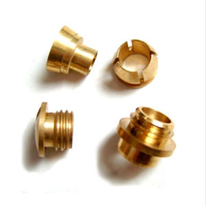 OEM Custom CNC Machining Bronze Bushing pictures & photos