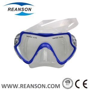 Reanson Wide View High Quality Scuba Diving Snorkeling Mask pictures & photos
