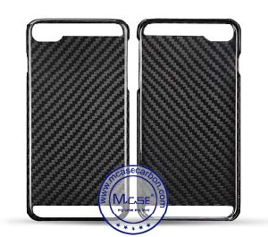 Accept Custom Top Selling Carbon Fiber Diagonal Case for iPhone 7 Plus Unlocked Original pictures & photos
