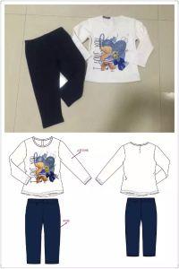 Bear Boy Baby Clothes in Children Kids Wear Sq-17110 pictures & photos