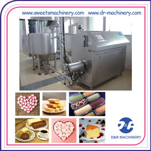 Chocolate Swiss Roll Pop Cake Machine Food Industry Equipment pictures & photos