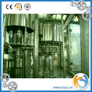 Manufacture Automatic Liquid Juice Filling 3in1 Machine pictures & photos