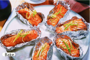 Aluminum Foil Roll Kitchen Cooking Wrapping pictures & photos