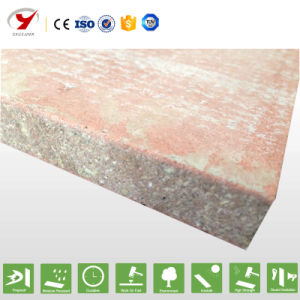 Sanded Magnesium Oxide Fireproof Board (1220*2440) pictures & photos