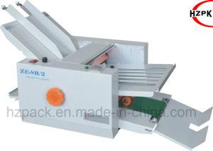 Automatic Folding Machine Paper/Auto Folder Specification Ze-8b/2 pictures & photos