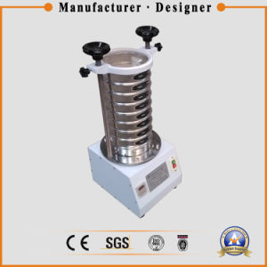 Small Vibrating Screen Machine for Particle Size Analyzer pictures & photos