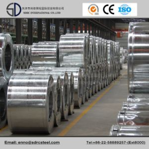Prime Galvanized Steel Coil, Regular /Big Spangle pictures & photos