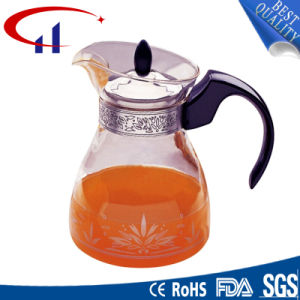 Handmade High-Quanlity Best-Sell Borosilicate Glass Teapot (CHT8005) pictures & photos