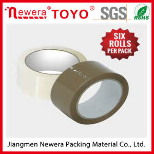 OPP Clear and Brown Packaging Tape for Carton Sealing pictures & photos