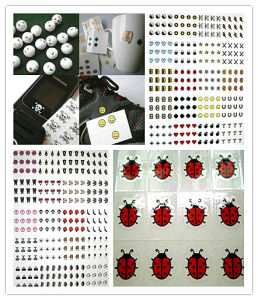 Fast Selling Small Cartoon Decorative Stickers with Factory Price (ST-018) pictures & photos