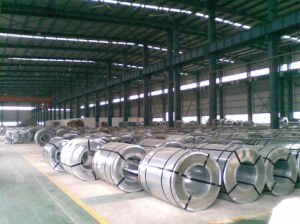 Build Roofing Sheet Material Hot-DIP Galvanized Steel&Galvanized Steel Coil pictures & photos