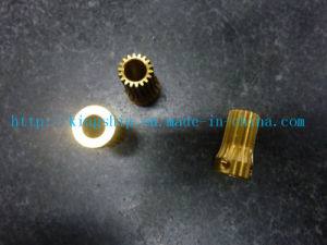CNC Machining Turning Precision Parts Brass Fittings pictures & photos