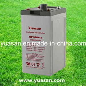 2V400ah VRLA 2V Sealed Lead Acid Battery for UPS -Np400-2