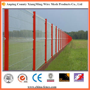 High Strength Powder Coating Welded Wire Mesh Garden Fence pictures & photos