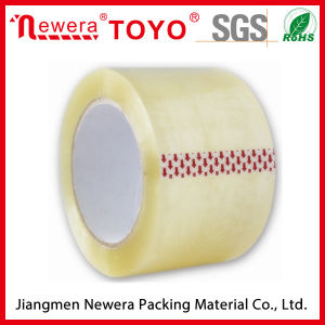 Factory Roll Adhesive BOPP Packing Tape for Carton Sealing pictures & photos