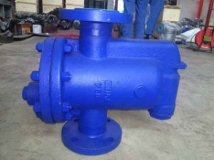Wear-Resisting Inverted Bucket Flanged Steam Trap with Filters (886F)