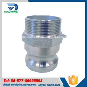 Stainless Steel Camlock Thread Coupling pictures & photos