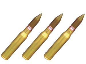 Gilding Metal Clad Steel Applied to 9mm Bullet Casing pictures & photos