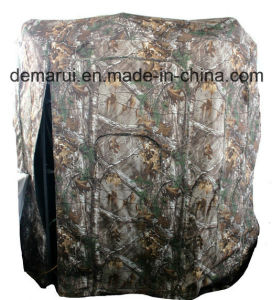 Octagonal Camouflage Tent for Hunting/Ghillie Tent for CS War pictures & photos