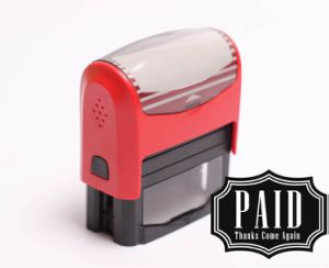 New Items Self Inking Stamps pictures & photos