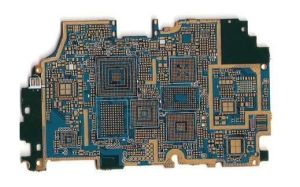 8-Layer PCB with Immersion Gold Surface Finish, Blind and Buried Microvias
