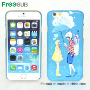 Freesub Sublimation Blanks Mobile Phone Cover for IP6 pictures & photos