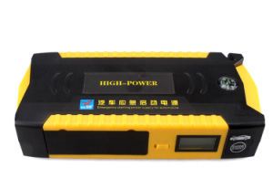 69800mAh 4USB 2.0A Power Bank 12V Car Battery Booster Charger Compass Sos Light Car Jump Starter pictures & photos