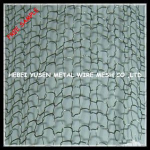 Copper Coated Gas Liquid Knitted Filter Mesh pictures & photos