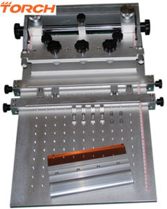 SMT PCB Manual Stencil Printer T4030 (TORCH) pictures & photos