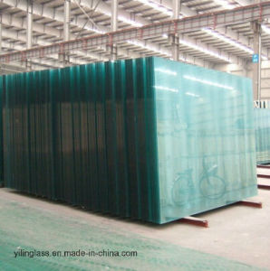 High Quality Clear Float Glass for Laminating Process with Size 2140X3660 pictures & photos