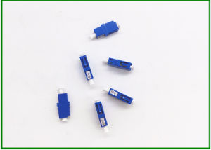 LC 5 dB Fiber Optic Attenuator Single Mode for Access Network pictures & photos