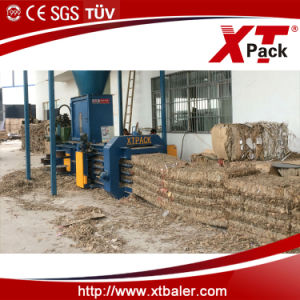 Full Automatic Baler for Packaging Plants Using