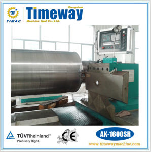 40ton Load Heavy Duty Horizontal Lathe for Roll Turning pictures & photos